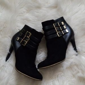 Sam & Libby stiletto ankle boots